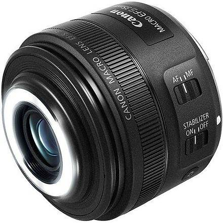 Canon EF-S 35mm f/2.8 IS STM Macro Lens