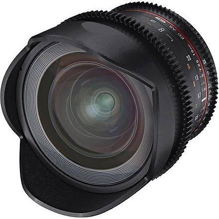 Samyang 16mm T2.6 Full Frame Cine DS Lens (Nikon F Mount)