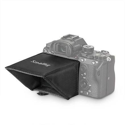 SmallRig 2215 LCD Güneþlik Sony A7 A7II A7III A9 Serisi için