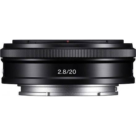 Sony E 20mm f/2.8 Lens (SEL20F28)