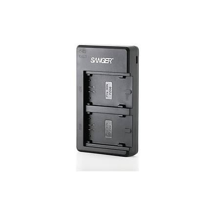 Sanger FZ100 2'li USB Þarj ve Batarya Seti