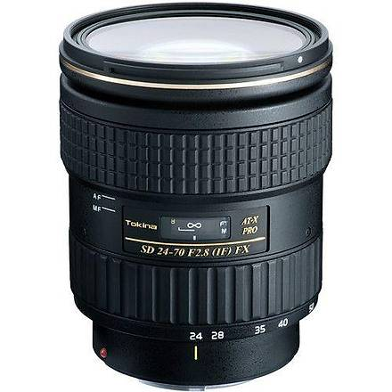 Tokina AT-X 24-70mm f/2.8 PRO FX Objektif (Canon)