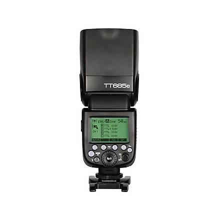 Godox TT685 C (Canon TTL Uyumlu Flaþ)