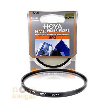 Hoya 46mm HMC UV Slim Filtre