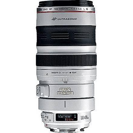 Canon EF 100-400mm f/4.5-5.6L IS II USM Lens Distribütör Garantili
