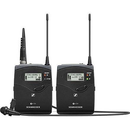 Sennheiser Ew-112P G4 Kablosuz Yaka Mikrofonu