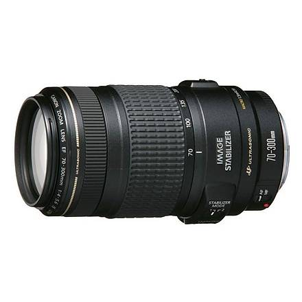 Canon 70-300mm f/4-5.6 IS USM Lens Distribütör Garantili