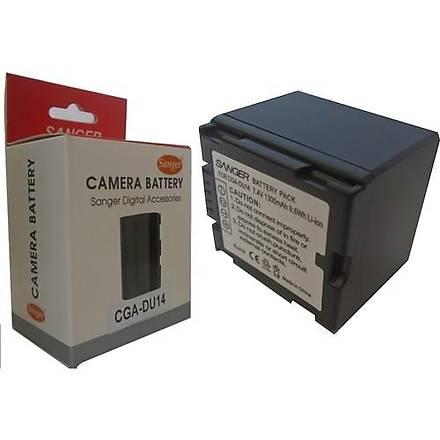 Sanger DU14 Batarya, DU14 Panasonic Kamera Bataryasý
