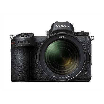 Nikon Z 7 Body + Z 24-70/f4 + FTZ  Adapter