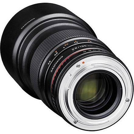 Samyang 135mm f/2.0 ED UMC Sony E Uyumlu