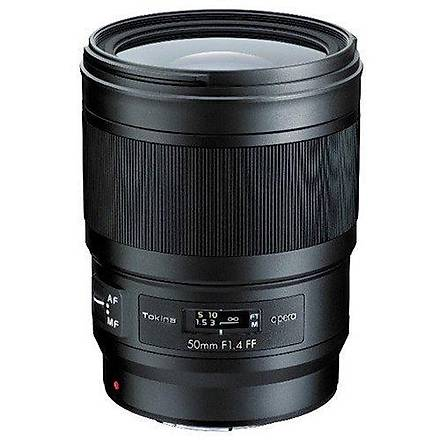 Tokina opera 50mm f/1.4 FF / Nikon