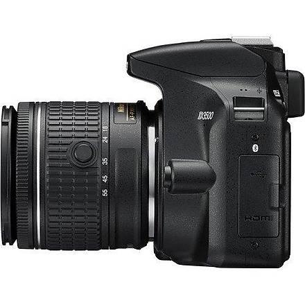 Nikon D3500 18-55mm NON-VR Lensli Fotoðraf Makinesi