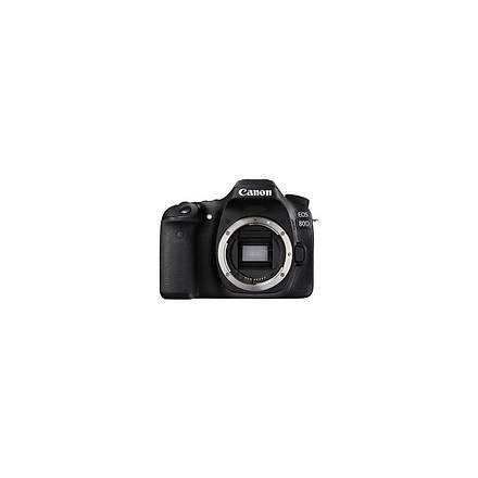 Canon Eos 80D Body + Çanta + 16 Gb Hafýza Kartý