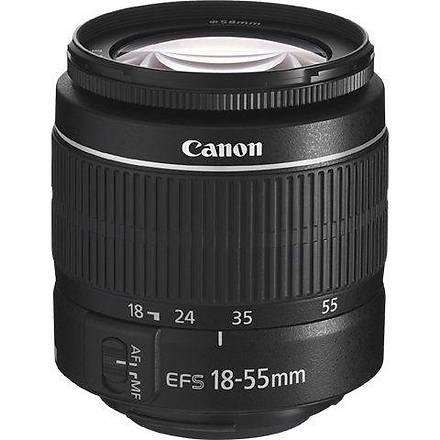 Canon EOS 80D 18-55mm Lensli Fotoðraf Makinesi