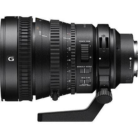Sony SEL 28-135mm f/4 FE PZ G OSS Lens