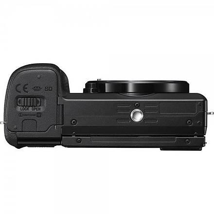 Sony A6100 16-50mm 55-210mm 4K Aynasýz Fotoðraf Makinesi