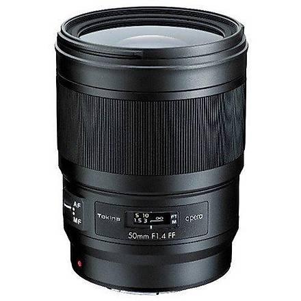 Tokina opera 50mm f/1.4 FF / Canon