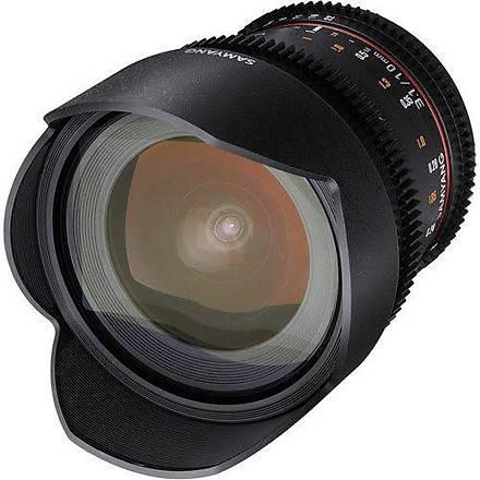 Samyang 10mm T3.1 APS-C VDSLR Nikon Uyumlu Lens