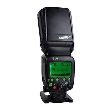 Shanny Sn600n On-Camera Ttl Speedlite Harici Flaþ (Nikon Uyumlu)