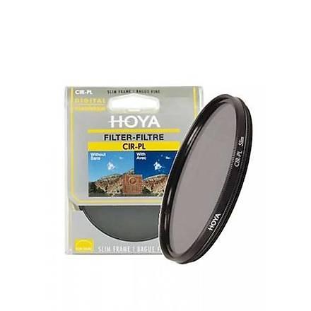 Hoya 49mm Slim Circular Polarize Filtre