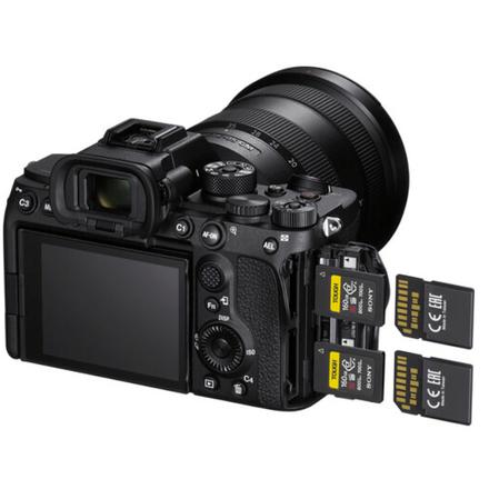 Sony A7S III Full-Frame Aynasýz Fotoðraf Makinesi