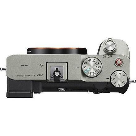 Sony A7C Body (Silver)