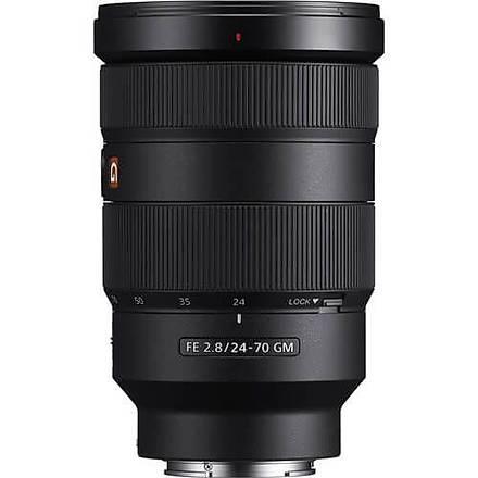 Sony FE 24-70mm F/2.8 GM Lens Ýthalatcý Garantili