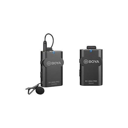 Boya BY-WM4 Pro K1 Kablosuz Yaka Mikrofonu