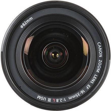 Canon EF 16-35mm f/2.8L III USM Lens Distribütör Garantili