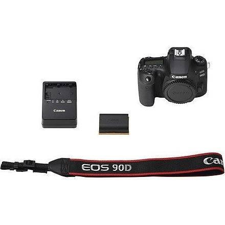 Canon EOS 90D Body Distribütör Garantili