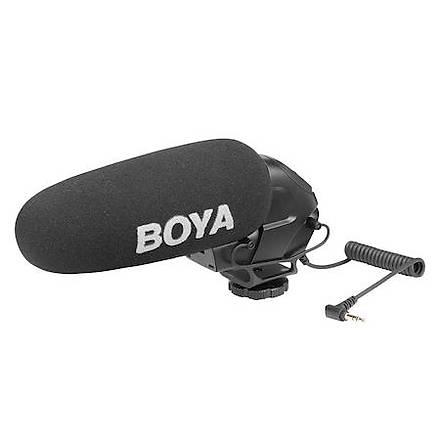 Boya BY-BM3031 Sony A7 ve A6000 Serisi Uyumlu Profesyonel Shotgun