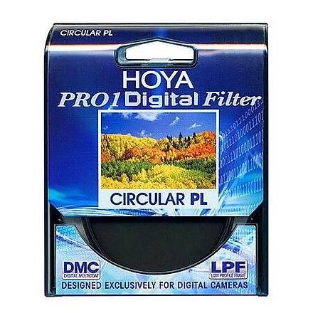 HOYA 49mm Pro1 Digital Circular Polarize Filtre