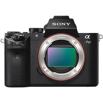 Sony A7 II Full Frame Aynasýz Fotoðraf Makinesi