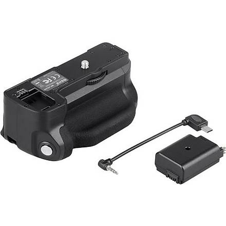 MeiKe Sony A6300 Ýçin MeiKe MK-A6300 Battery Grip + 1 Ad. NP-FW50 Batarya