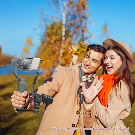 Boya BY-BM3011 Telefon ve Tablet Ýçin Mikrofon