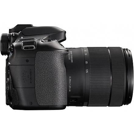 Canon 80D 18-135mm Nano IS USM DSLR Fotoðraf Makinesi Ýthalatcý Garantili