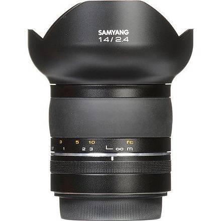 Samyang XP 14mm f/2.4 Lens