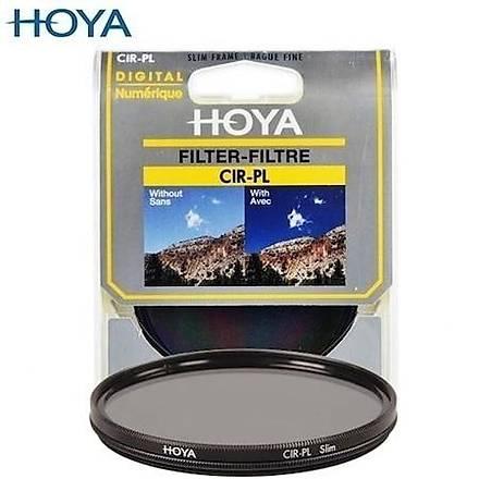 HOYA 37mm Slim Circular Polarize Filtre