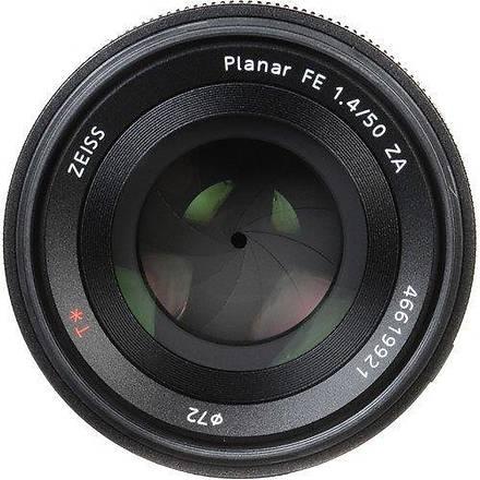 Sony SEL 50mm f/1.4 Zeiss Lens