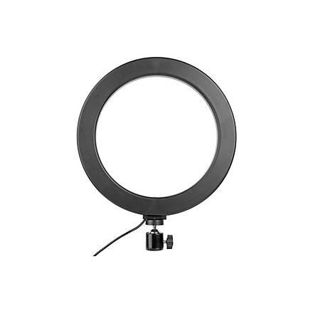 10 inç 3500-6000K Ayarlanabilir LED Stüdyo Ring Light Halka Iþýk