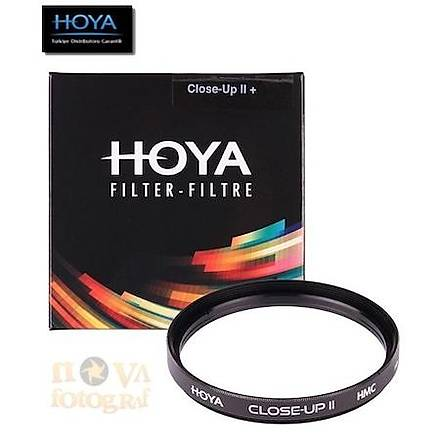 Hoya 52mm HMC Close Up 2 +4 Filtre