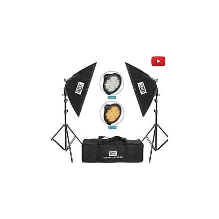 Gdx Pro Tlb LED 500 Bicolor Ikili Set
