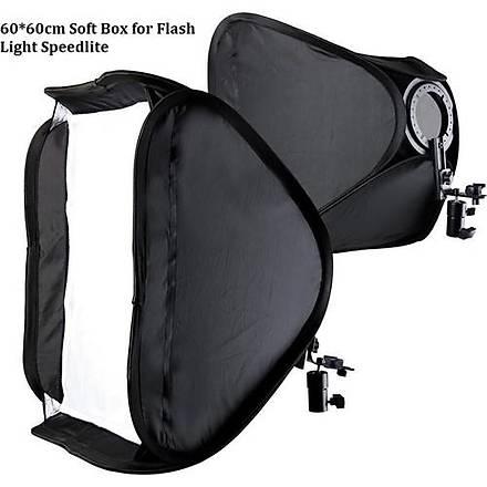 Tepe Flaþý Softbox 60cm Katlanabilir