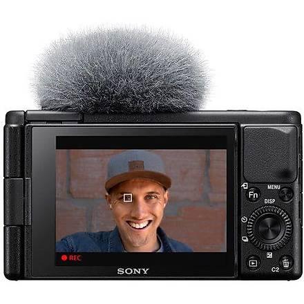 Sony ZV-1 Vlog 4K Fotoðraf Makinesi Kamera