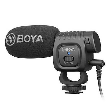 Boya BY-BM3011 Bilgisayar ve Ses Kayýt Cihazý Ýçin Mikrofon