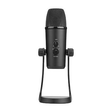 Boya BY-PM700 Profesyonel Podcast Radyo Canlý Yayýn Mikrofonu