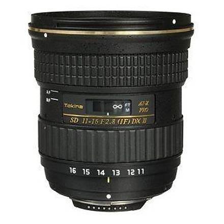 Tokina 11-16mm f/2.8 AT-X PRO DX-II Lens Canon Uyumlu