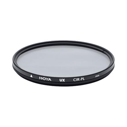 Hoya 58mm CPL (Circular Polarize) UX Slim Filtre