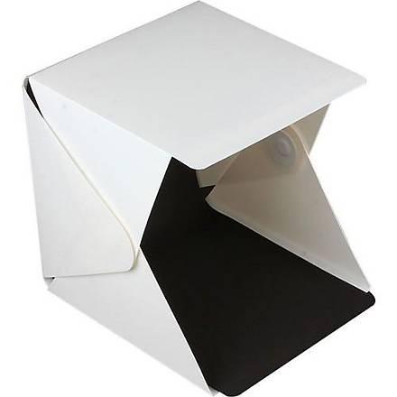 Ayex Ürün Çekimi Ýçin Led Iþýklý Mini Taþýnabilir Stüdyo Box