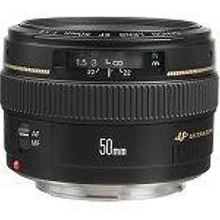Canon EF 50mm f/1.4 USM Lens Distribütör Garantili